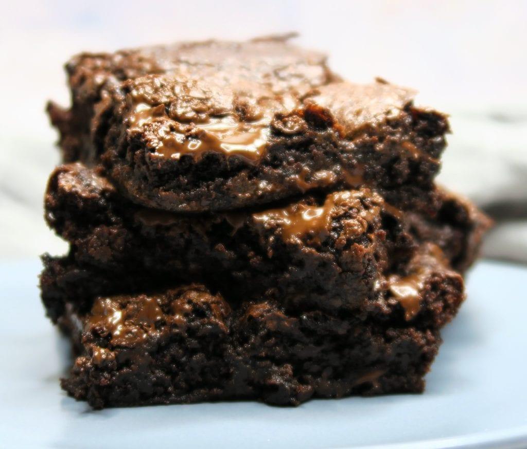 Vegansk brownie