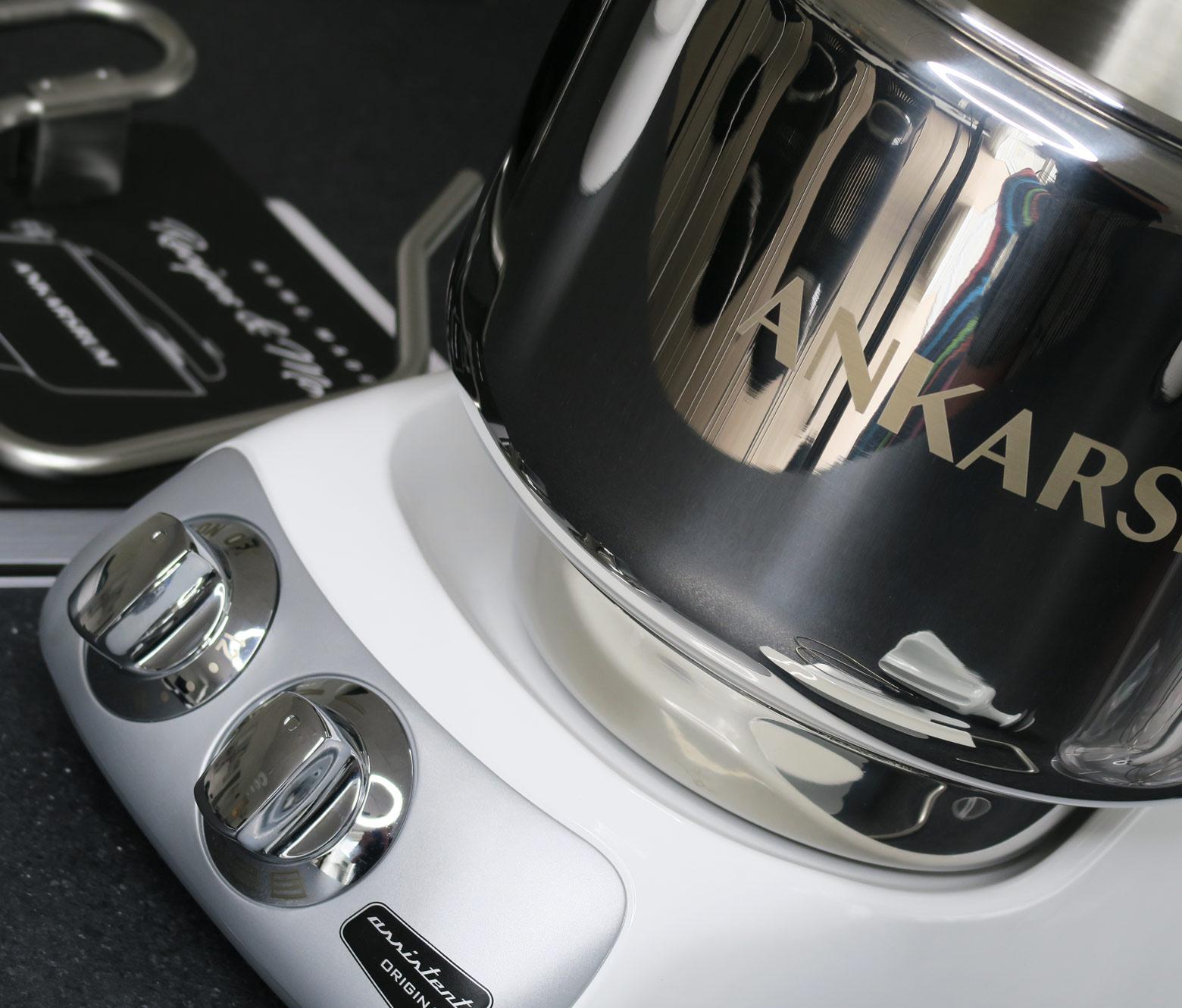 Køkkenmaskine test - Ankarsrum Assistent AKM 6230